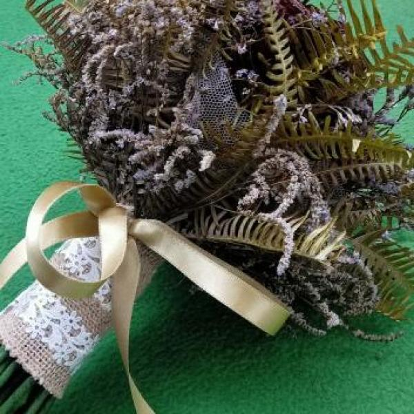 FD 250 Bridal Bouquet