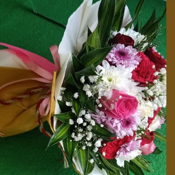 FD 67 Mix Flower Bouquet