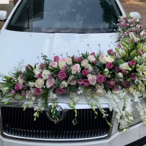 FD 308 Car Decoration