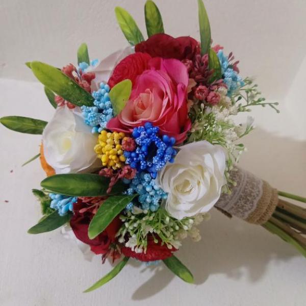 FD 321 Bridal Bouquet
