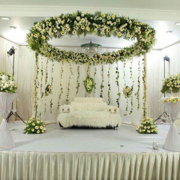 FD 166 Wedding  Decoration