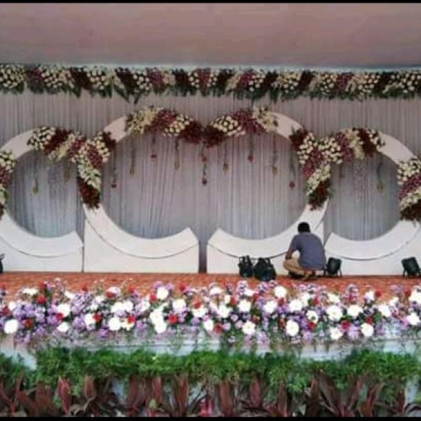FD 317 Wedding Stage