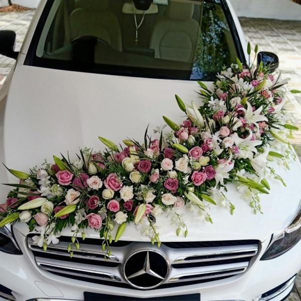 FD 329 Car Decorations