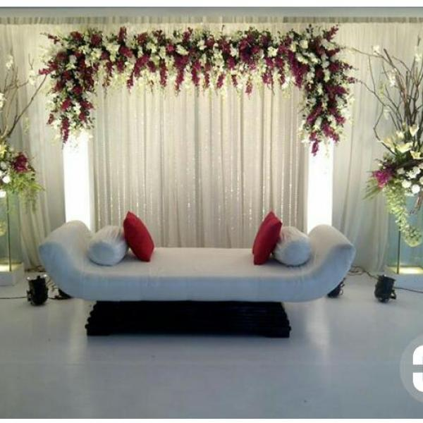 FD 320 Wedding Stage