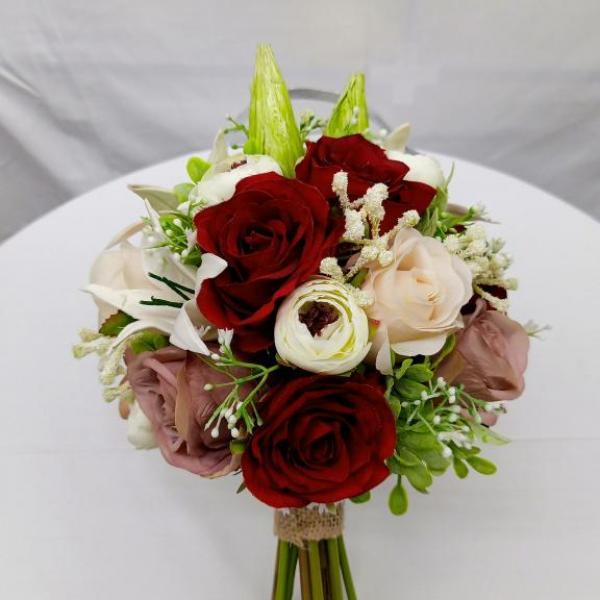 FD 334 Bridal Bouquet