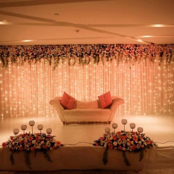 FD 316 Wedding Stage