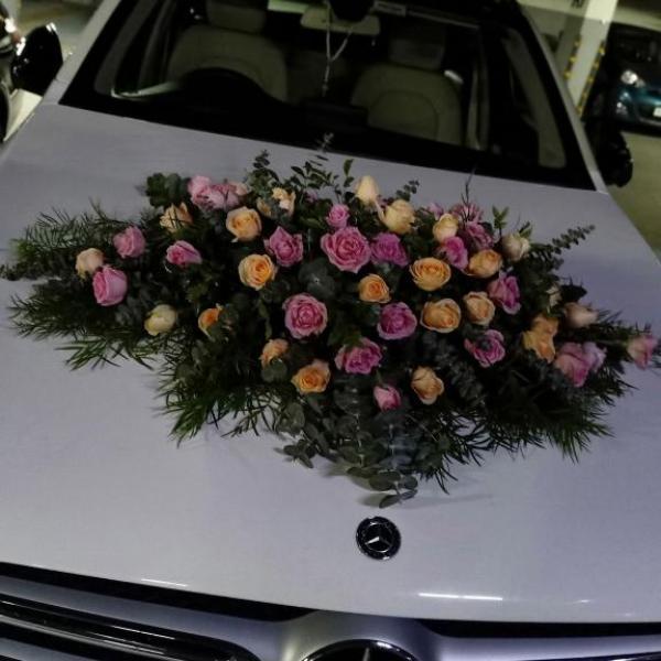FD 324 Car Decorations