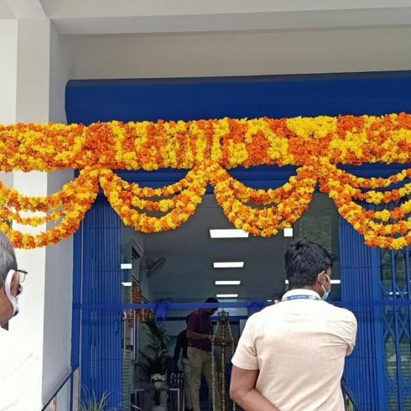 FD 210 Office Inauguration