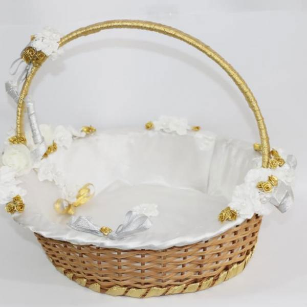 FD 31 Decorated Basket
