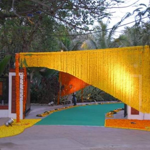 FD 314 Mandapam Entrance
