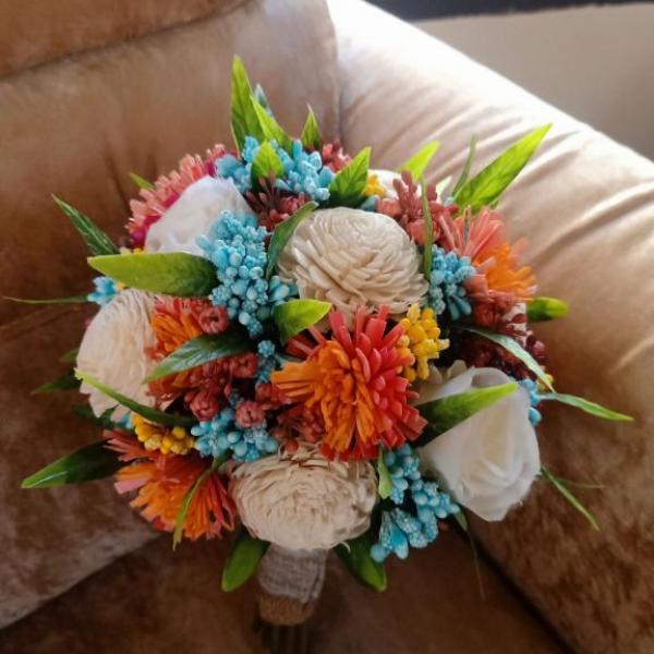 FD 325 Bridal Bouquet